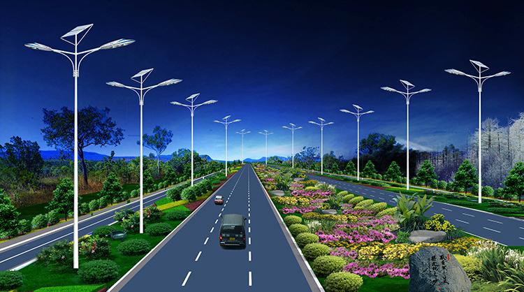 太阳能路灯_太阳能路灯厂家_太阳能路灯价格
