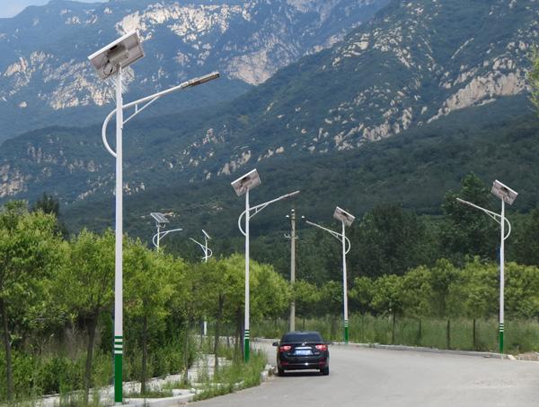 南德太阳能路灯