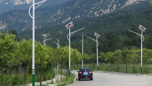南德太阳能路灯安装技巧