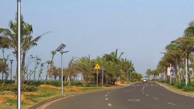 南德太阳能路灯真的环保吗?