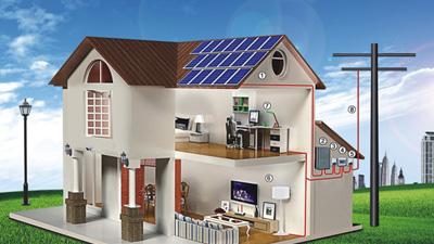 南德告知你:太阳能发电系统原理