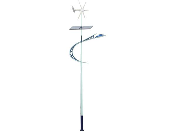 太阳能风光互补路灯  南德065