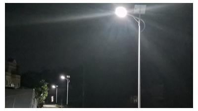 太阳能路灯掌握好多个层面以确保应用的合理化