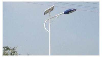 新农村太阳能路灯led安裝总数相对密度参照