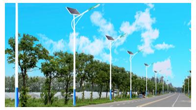 6米新农村太阳能路灯应用中有一些因小失大是不应该存有的