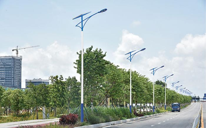 太阳能路灯_8米太阳能路灯_led太阳能路灯