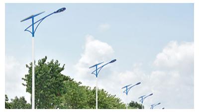 8米led太阳能路灯间隔在多长适合