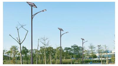 6米太阳能路灯计划方案及价钱剖析