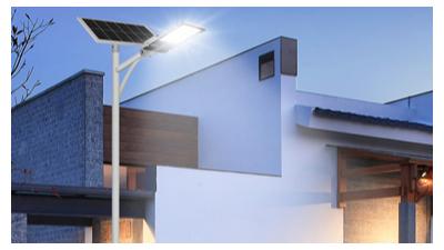 中山新农村太阳能路灯的常规配置