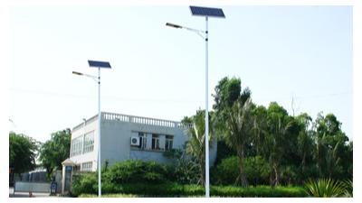 新农村路灯建设使用led路灯好还是太阳能路灯合适?