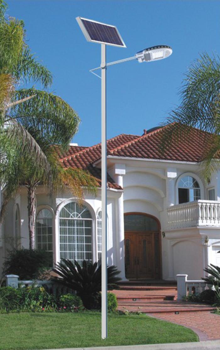 太阳能灯 太阳能LED路灯 南德太阳能灯饰有限公司