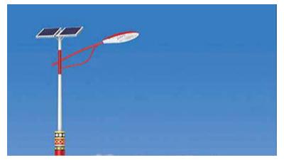 太阳能路灯锂电池的使用也有一些原则
