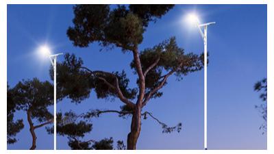 太阳能led路灯安裝会依据所在位置设置配备