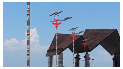 为什么大家如此偏爱锂电池太阳能路灯,我们南德来分析一下