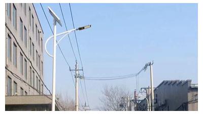 太阳能led路灯间距为多少米比较好