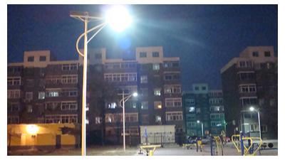 新农村太阳能路灯更换锂电池的注意事项