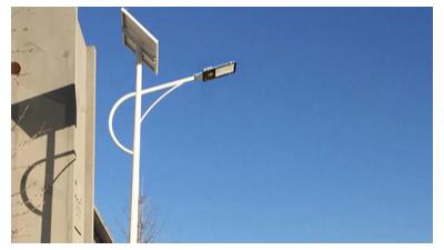 哪些地方适合安装太阳能路灯?