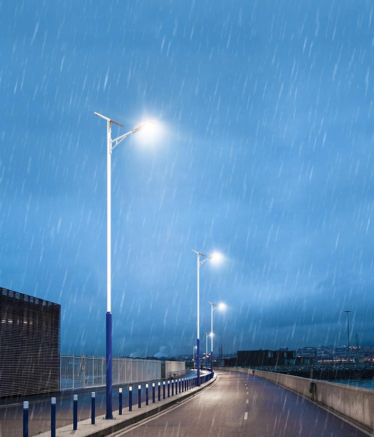 锂电池太阳能路灯_太阳能路灯价格_南德太阳能路灯
