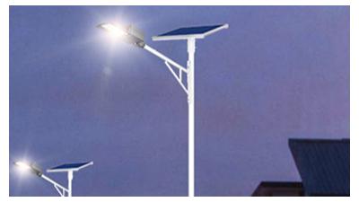 新农村led太阳能路灯的安裝丰富多彩了乡村生活