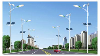 太阳能路灯安装间距在多少米一盏合适呢?
