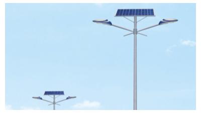 要保护环境美化城市?那就选南德太阳能