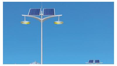 路灯选择  对太阳能路灯生产厂家考察非常关键