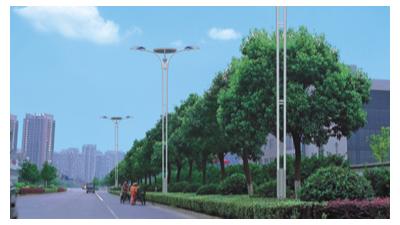 安装太阳能路灯之后还需不需要再安装其他路灯?