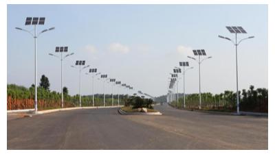 如何选择价格合理的太阳能道路灯
