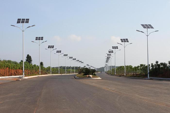 太阳能道路灯 太阳能路灯价格 太阳能路灯厂家