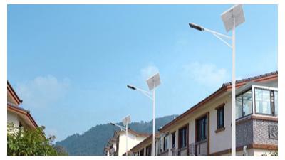 农村太阳能路灯电池充电时间的详尽掌握
