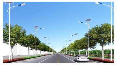 新农村太阳能路灯在一切正常状况下的使用寿命