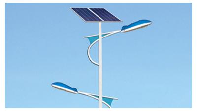 太阳能led路灯发生了照明时间较短色度较弱的缘故