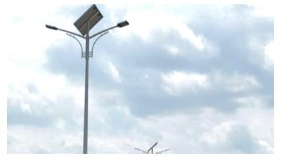 太阳能路灯节能照明,LED光源到底有什么优点?