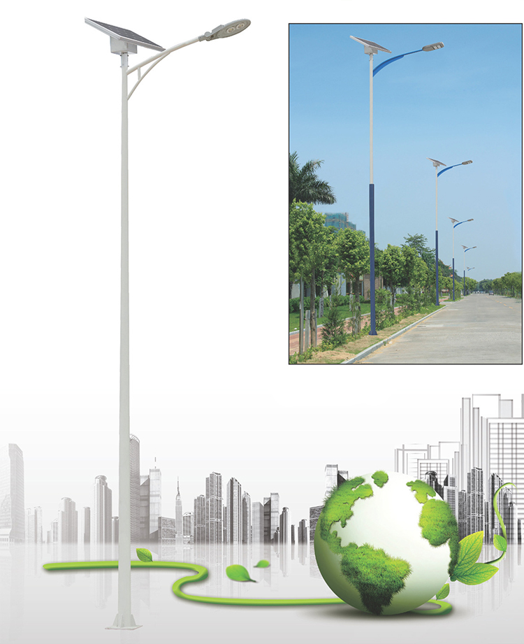 太阳能路灯_太阳能道路路灯_广西太阳能路灯