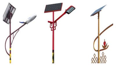 美丽乡村建设基本建设亮化工程为何都选led太阳能路灯?