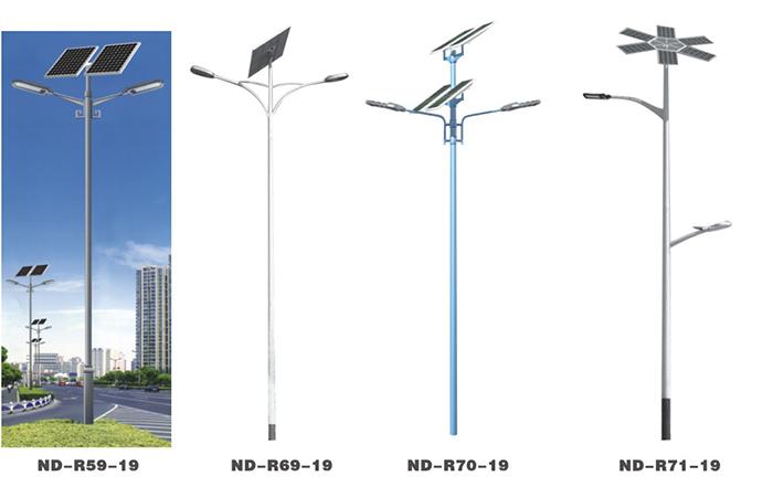 南德太阳能路灯 太阳能路灯价格便宜 太阳能工程路灯