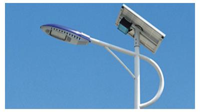 太阳能路灯路灯高宽比和间隔怎么设计
