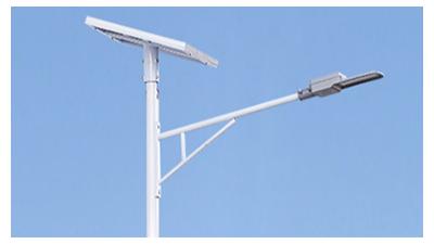 太阳能led路灯依据合适场地的不一样定制不一样造型设计