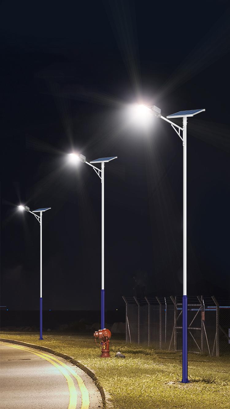 太阳能路灯_工程太阳能路灯_6米太阳能路灯