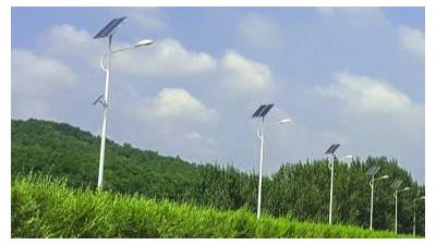 太阳能路灯的成本费高过传统路灯,它是为什么?