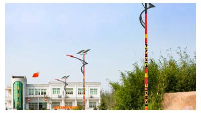 新农村太阳能路灯厂家要有好的宣传手段及其营销手段