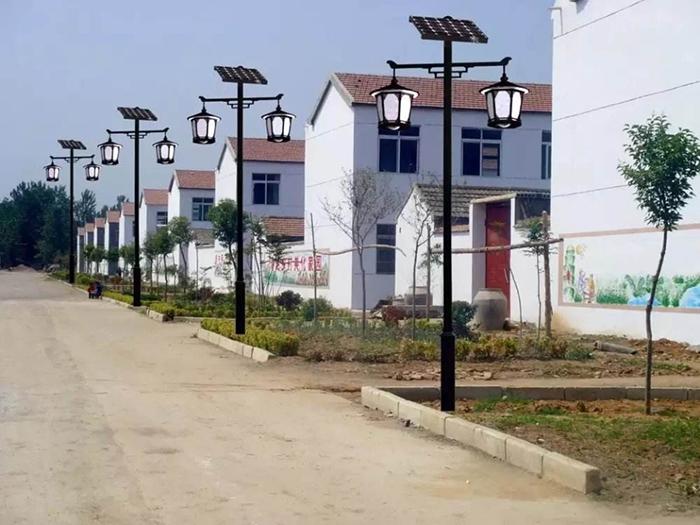 小区太阳能路灯 太阳能庭院灯 园区太阳能路灯