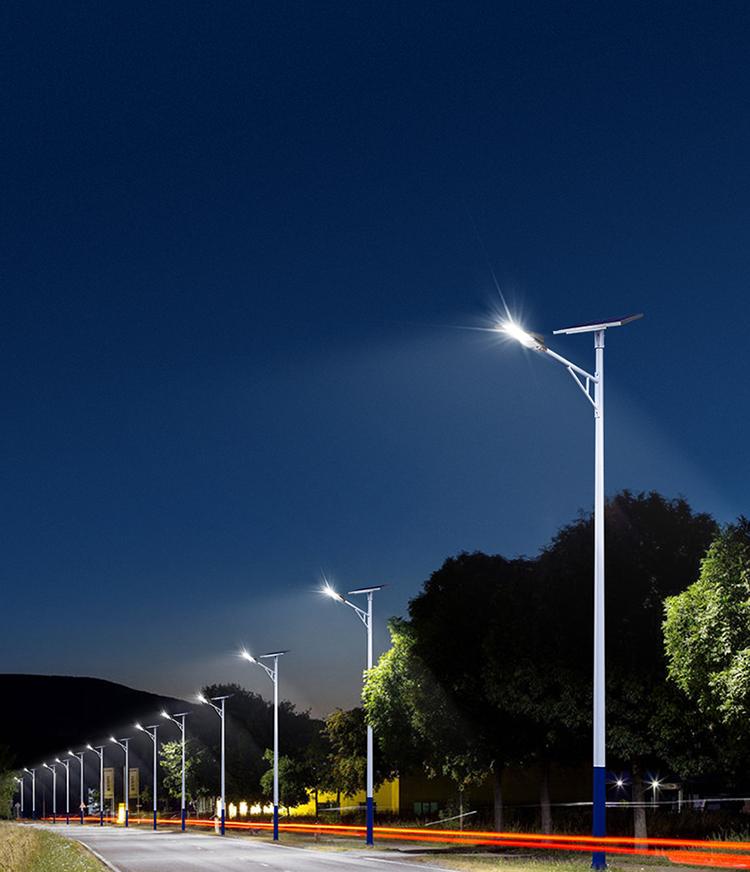 贵州太阳能路灯_60w太阳能路灯_南德太阳能道路灯