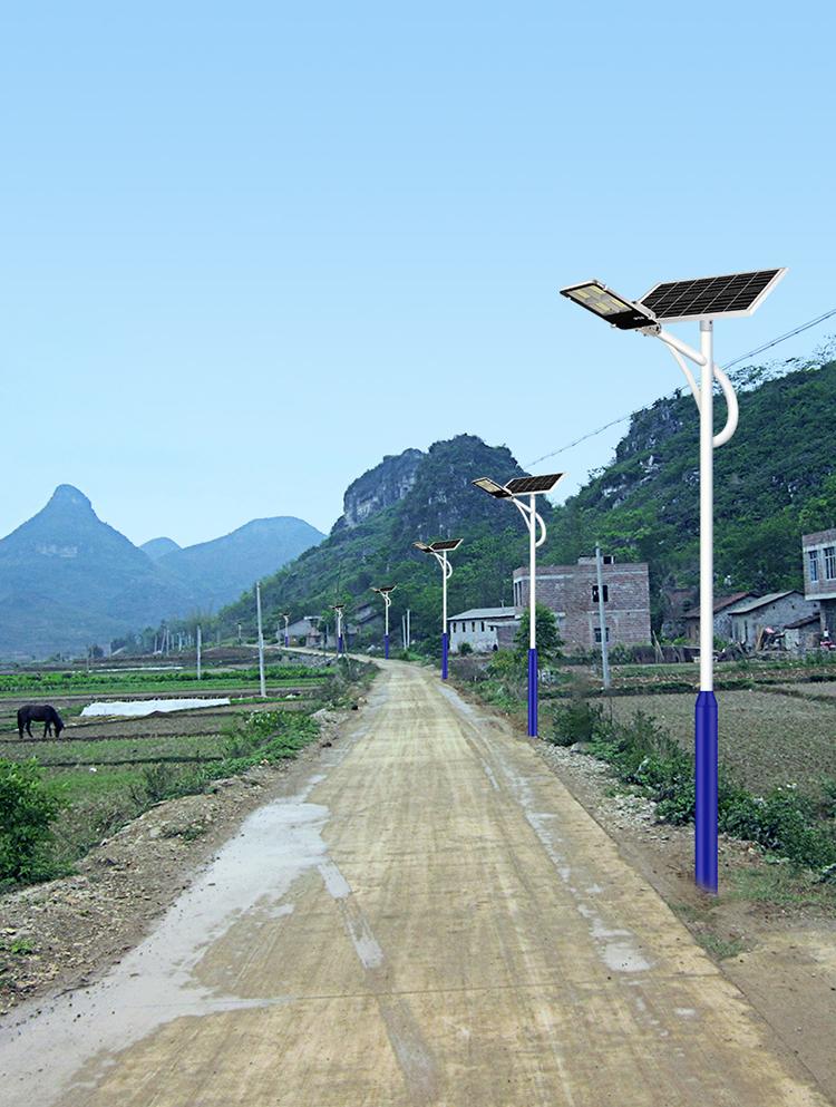 太阳能路灯_新农村建设太阳能路灯_南德太阳能路灯厂家