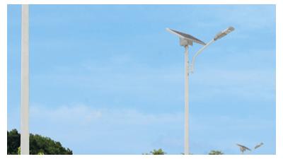 新农村太阳能路灯的价格将来是很有进行劲头的
