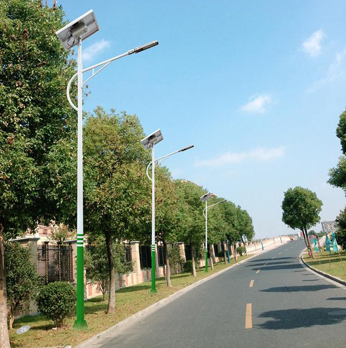 太阳能路灯 太阳能节能路灯 中山太阳能路灯厂家