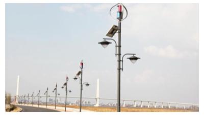 【南德商学院】太阳能风光互补路灯全面解析
