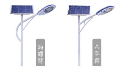 太阳能LED路灯构成及特性