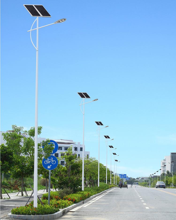 太阳能led路灯_单臂太阳能路灯_太阳能路灯生产商