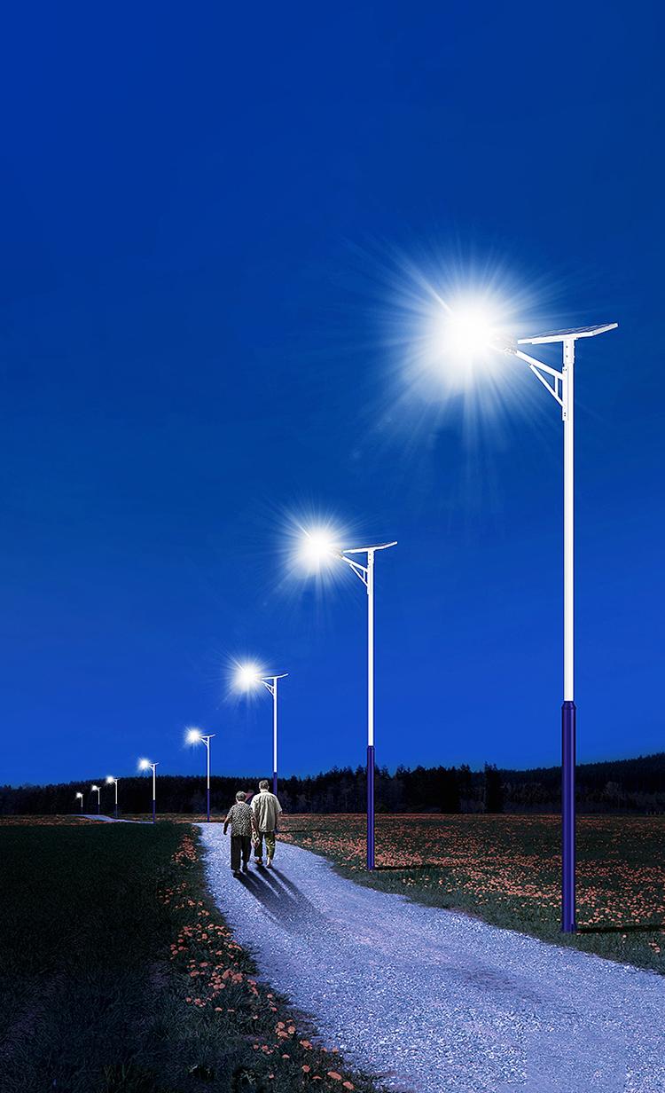太阳能路灯_8米太阳能路灯_太阳能路灯报价